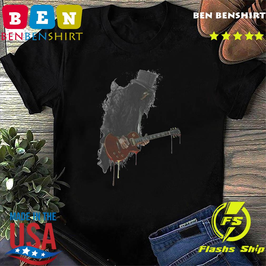 Guns N Roses Slash shirt