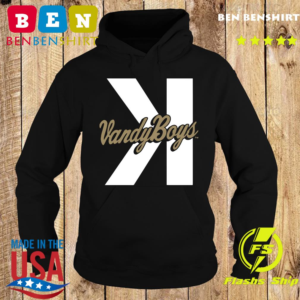 Vanderbilt Commodores Vandy Boys Backwards K s Hoodie