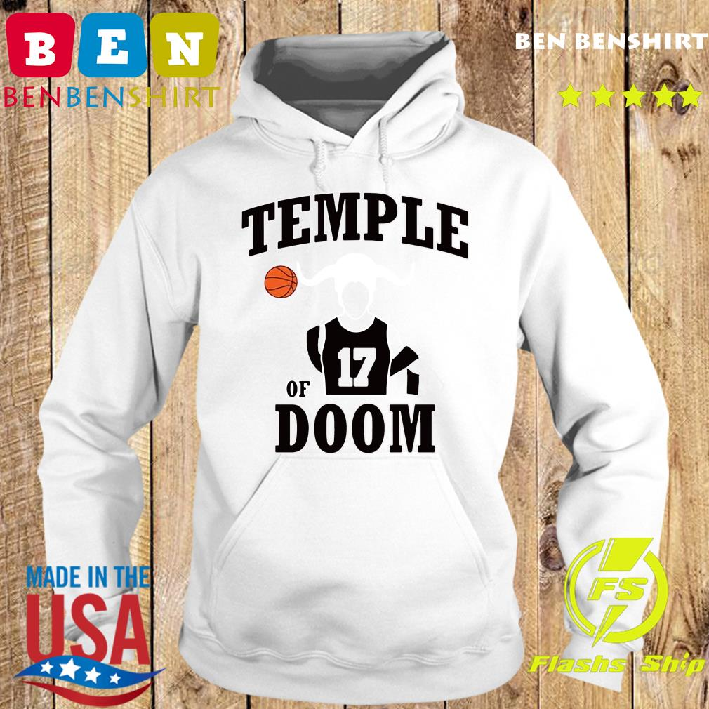 Official Temple Of Doom Shirt Hoodie