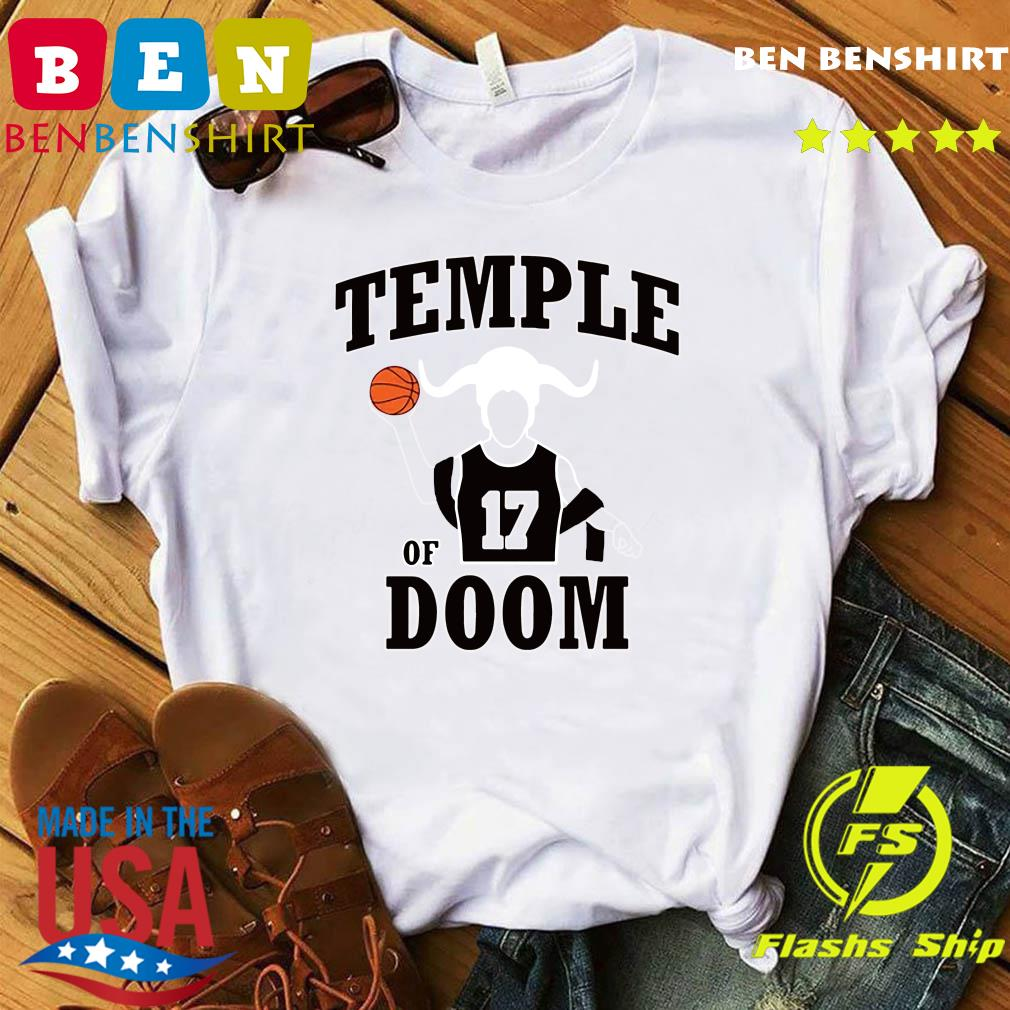 Official Temple Of Doom Shirt