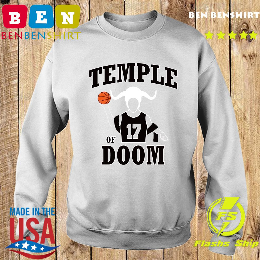 Official Temple Of Doom Shirt Sweater