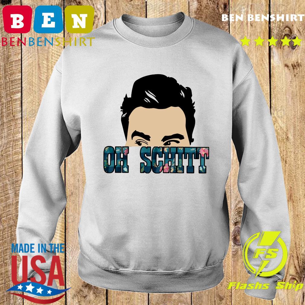 Official Ew David Oh Schitt Shirt Sweater