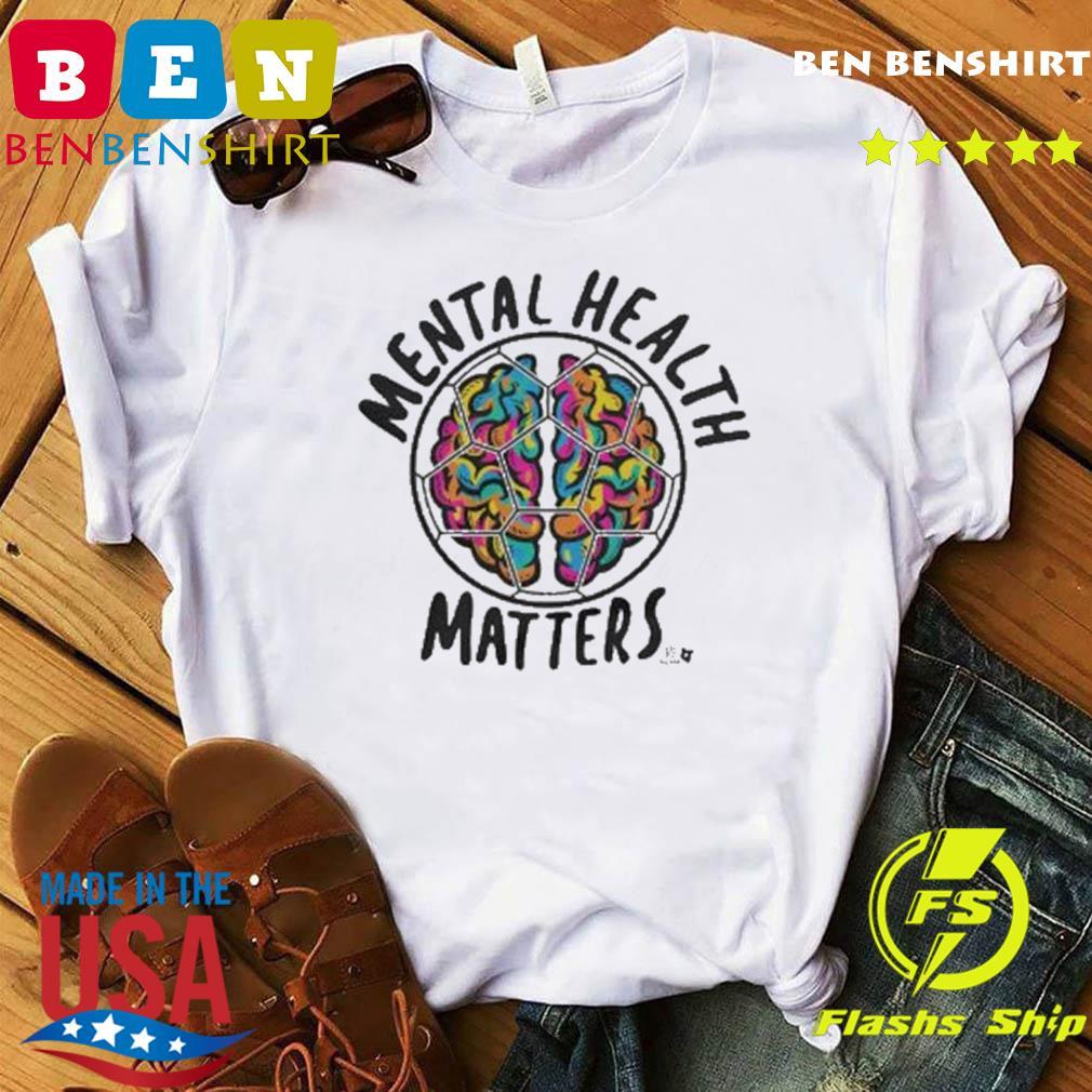 Mental Health Matters MLSPA Shirt