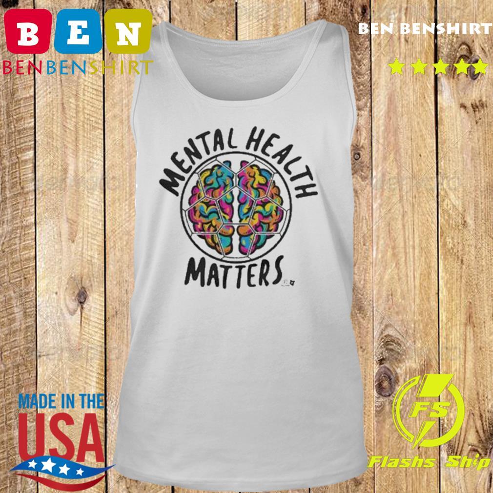 Mental Health Matters MLSPA Shirt Tank top