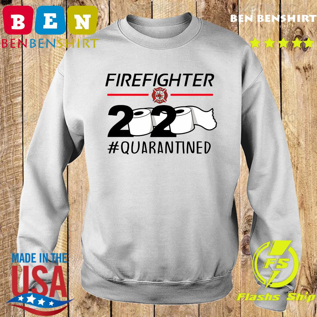 Fireghter 2020 quarantine s Sweater