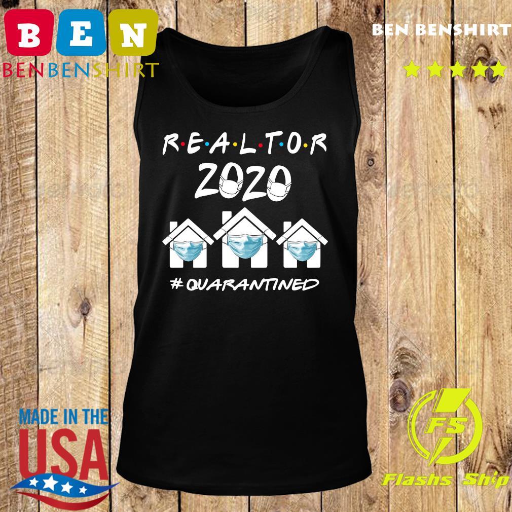 Realtor 2020 quarantine s Tank top