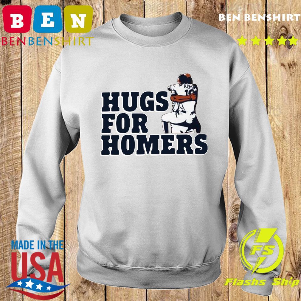 Tony Kemp and Evan Gattis Shirt Sweater