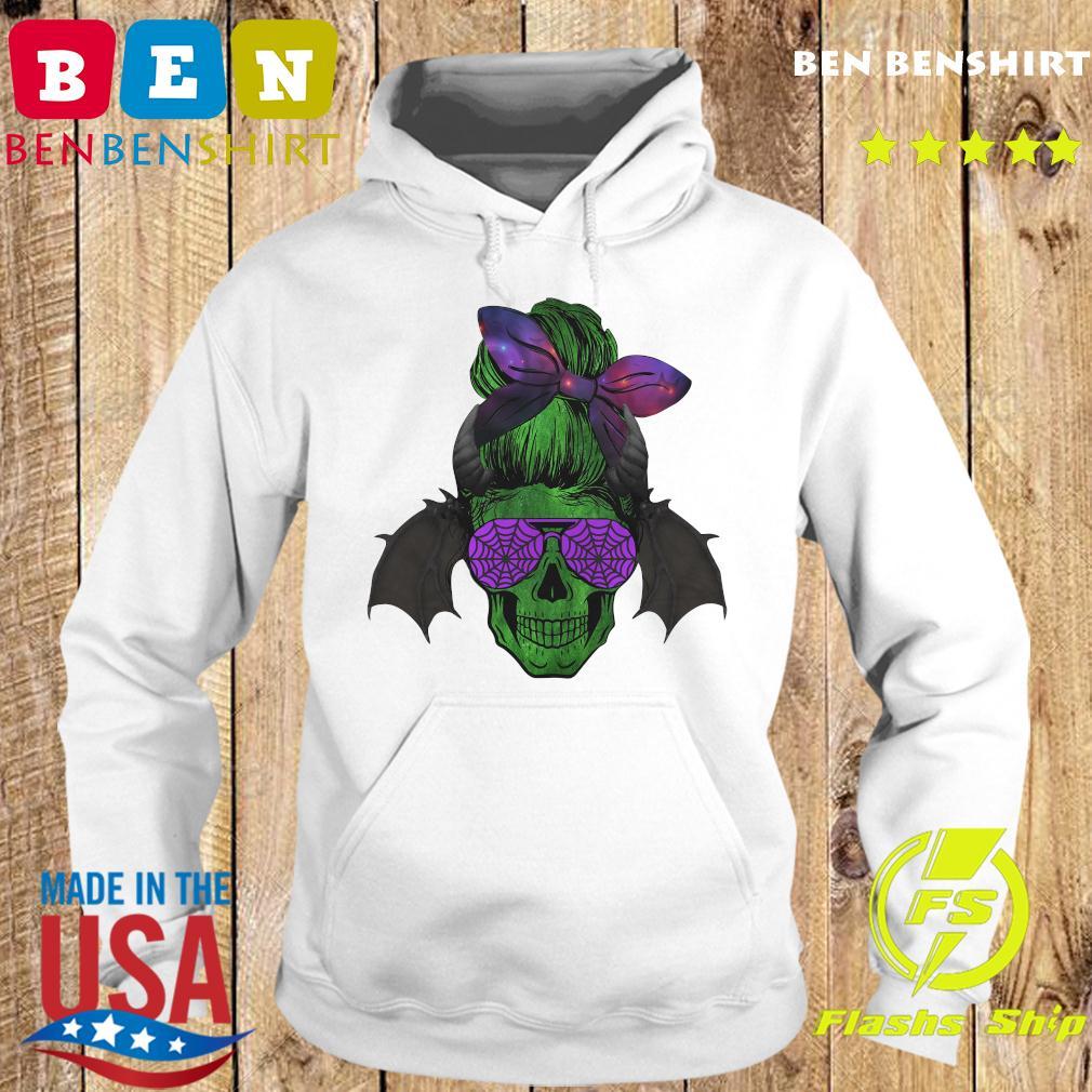 Batman Skull Bow Shirt Hoodie