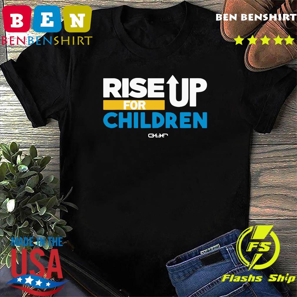 Rise up for Children 2020 Shirt