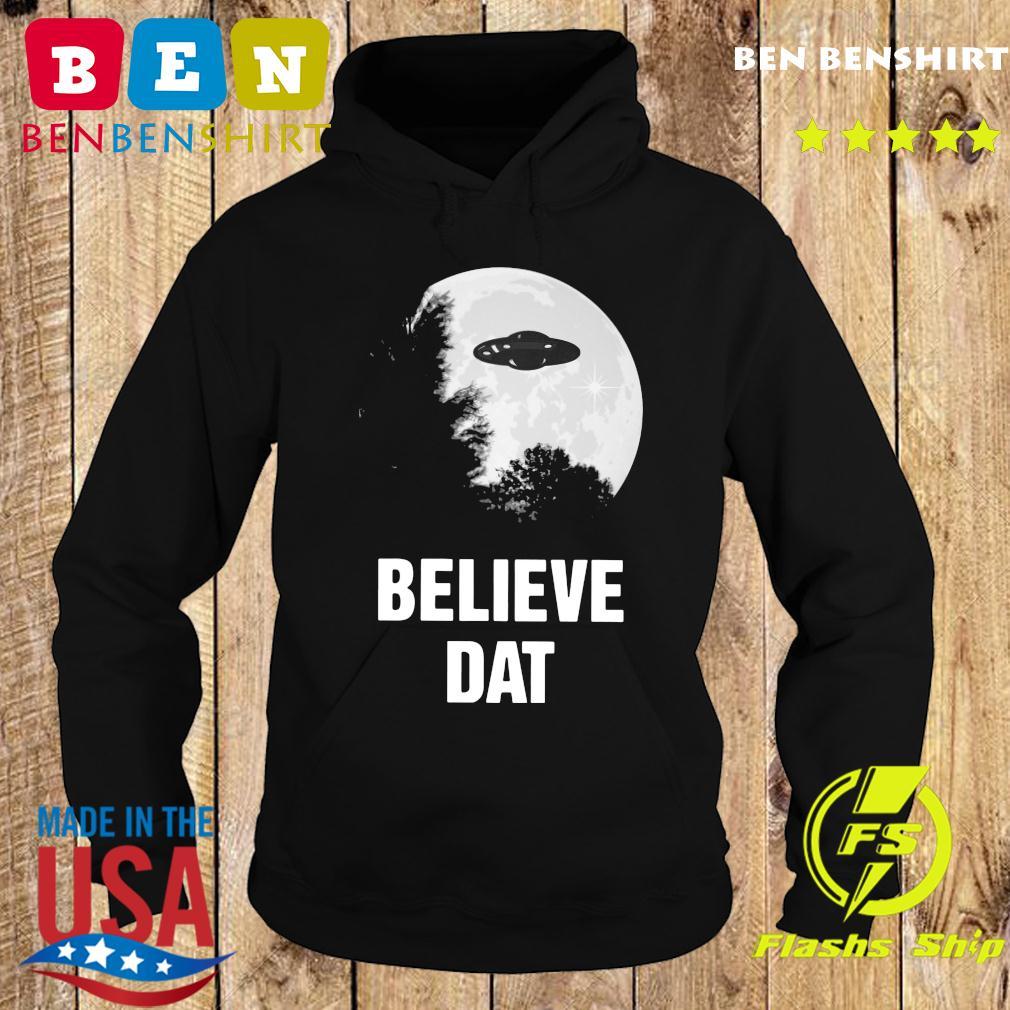 The Hundreds Believe Dat Ufo T-Shirt Hoodie