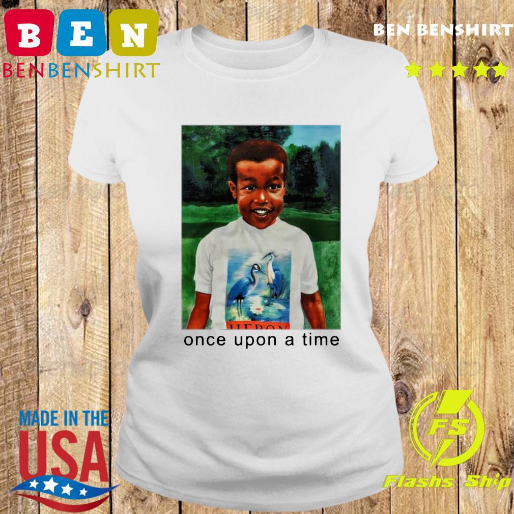 Ashley Banjos Once Upon A Time Shirt Ladies tee