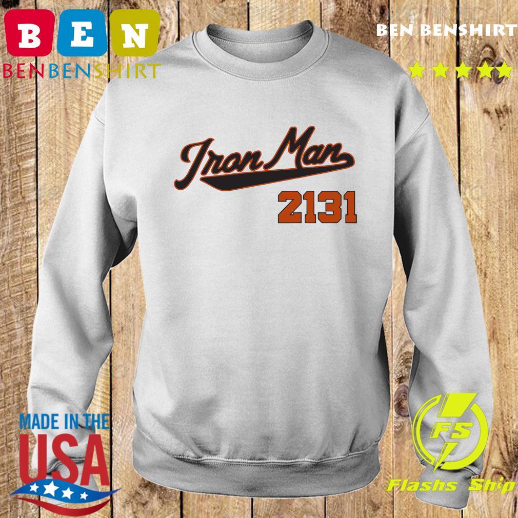 Official Iron Man 2131 Shirt Sweater
