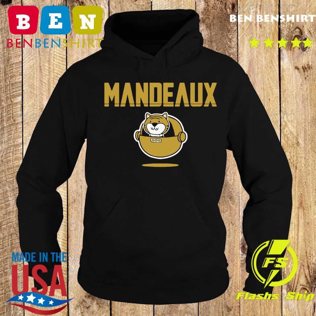 Official Mandeaux Baton Rouge Shirt Hoodie