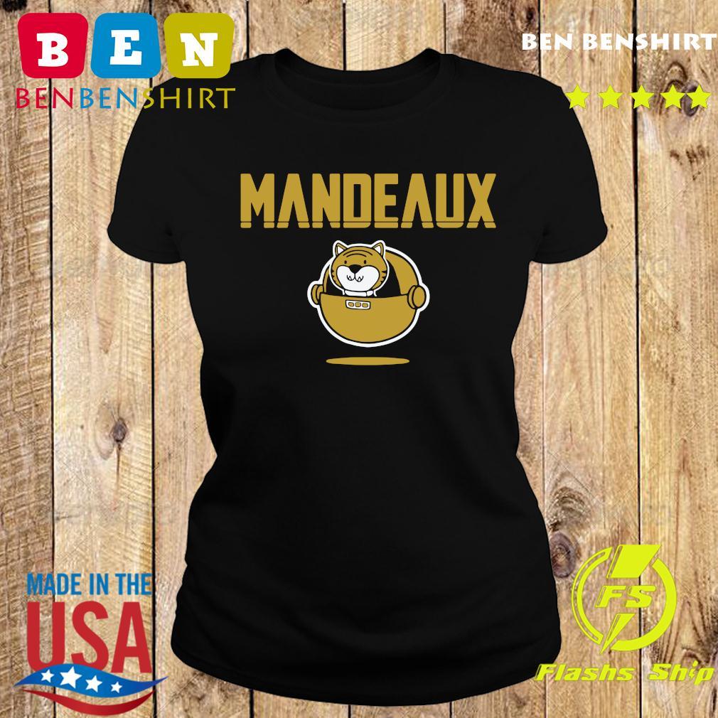 Official Mandeaux Baton Rouge Shirt Ladies tee