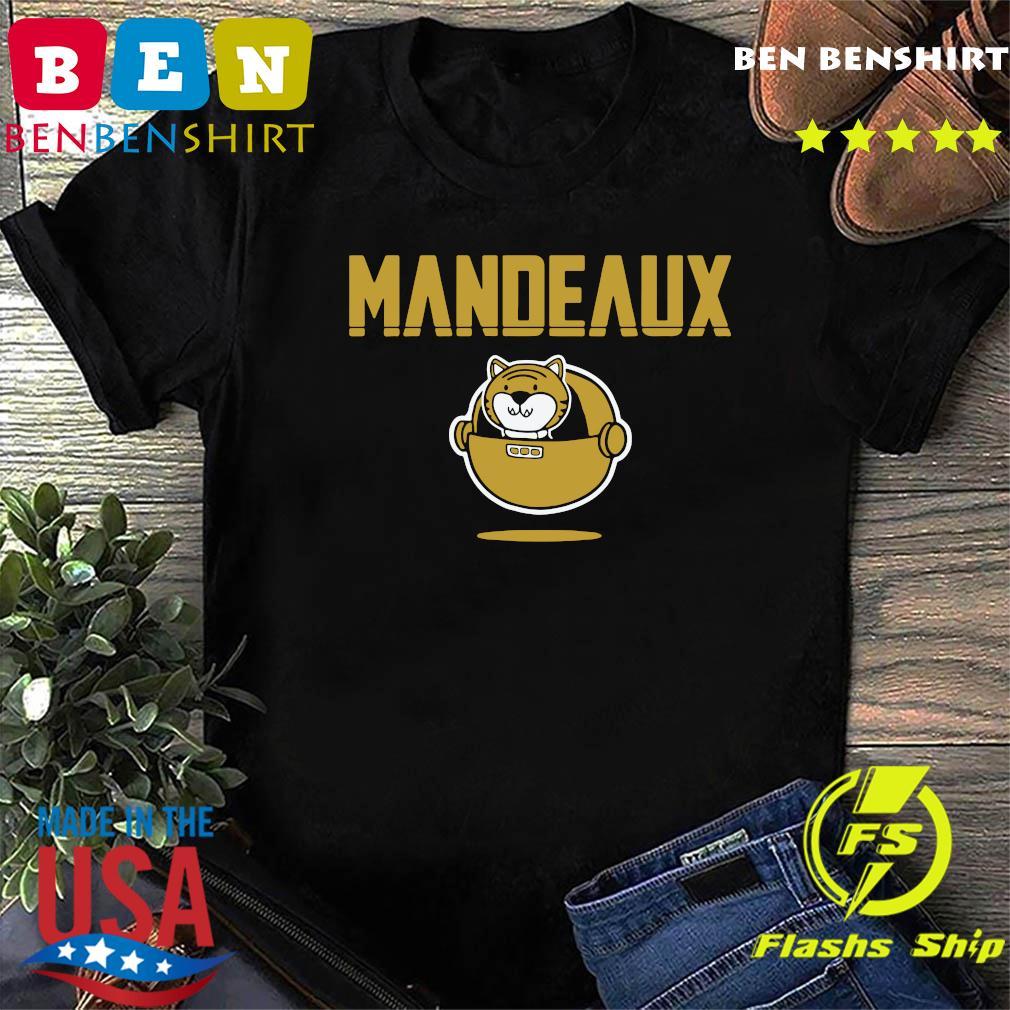 Official Mandeaux Baton Rouge Shirt