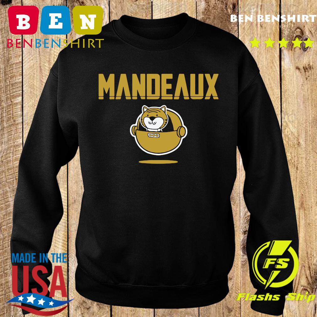 Official Mandeaux Baton Rouge Shirt Sweater