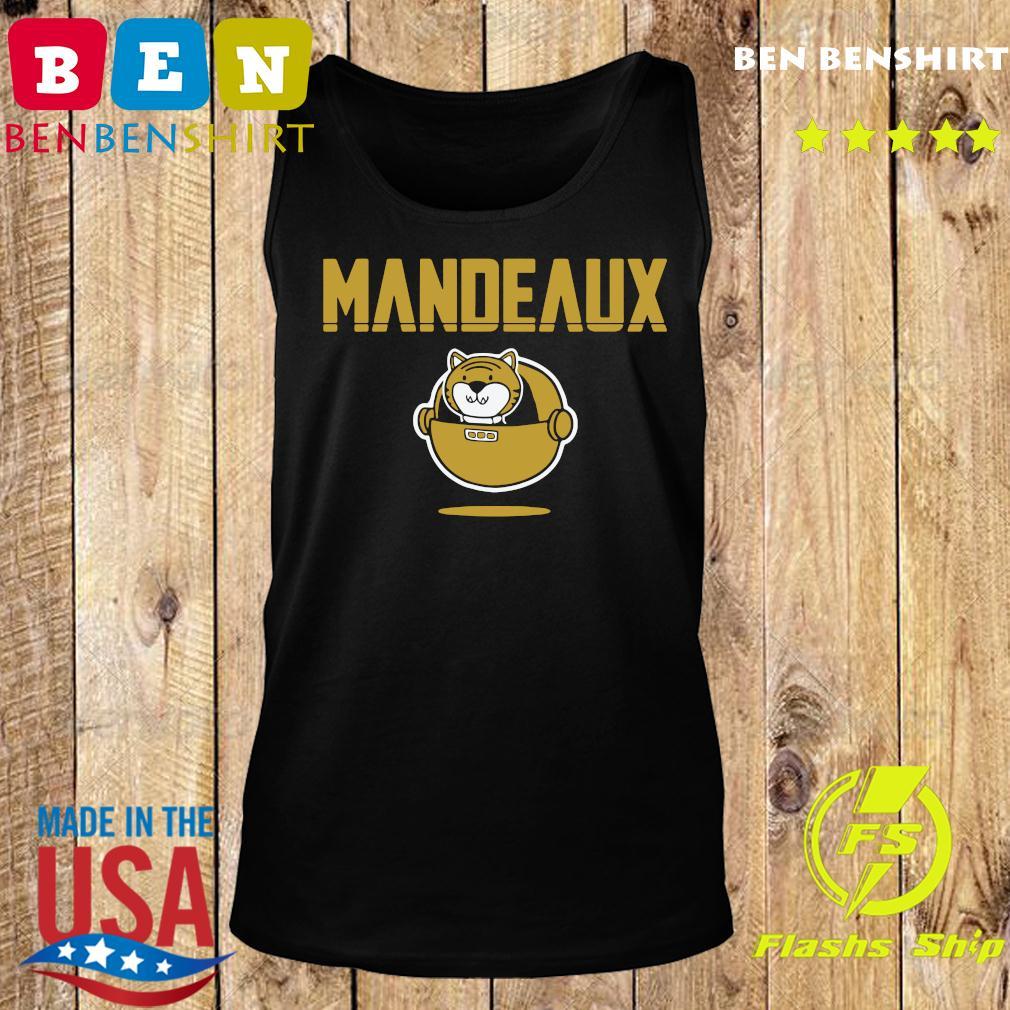 Official Mandeaux Baton Rouge Shirt Tank top