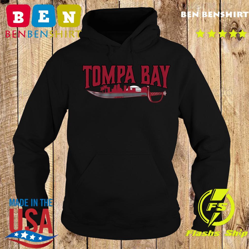 Tompa Bay Tampa Football Shirt Hoodie
