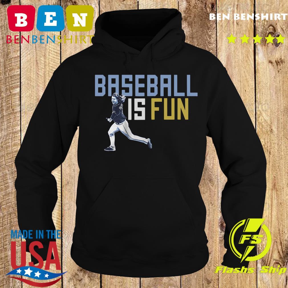 Baseball Is Fun Shirt Hoodie