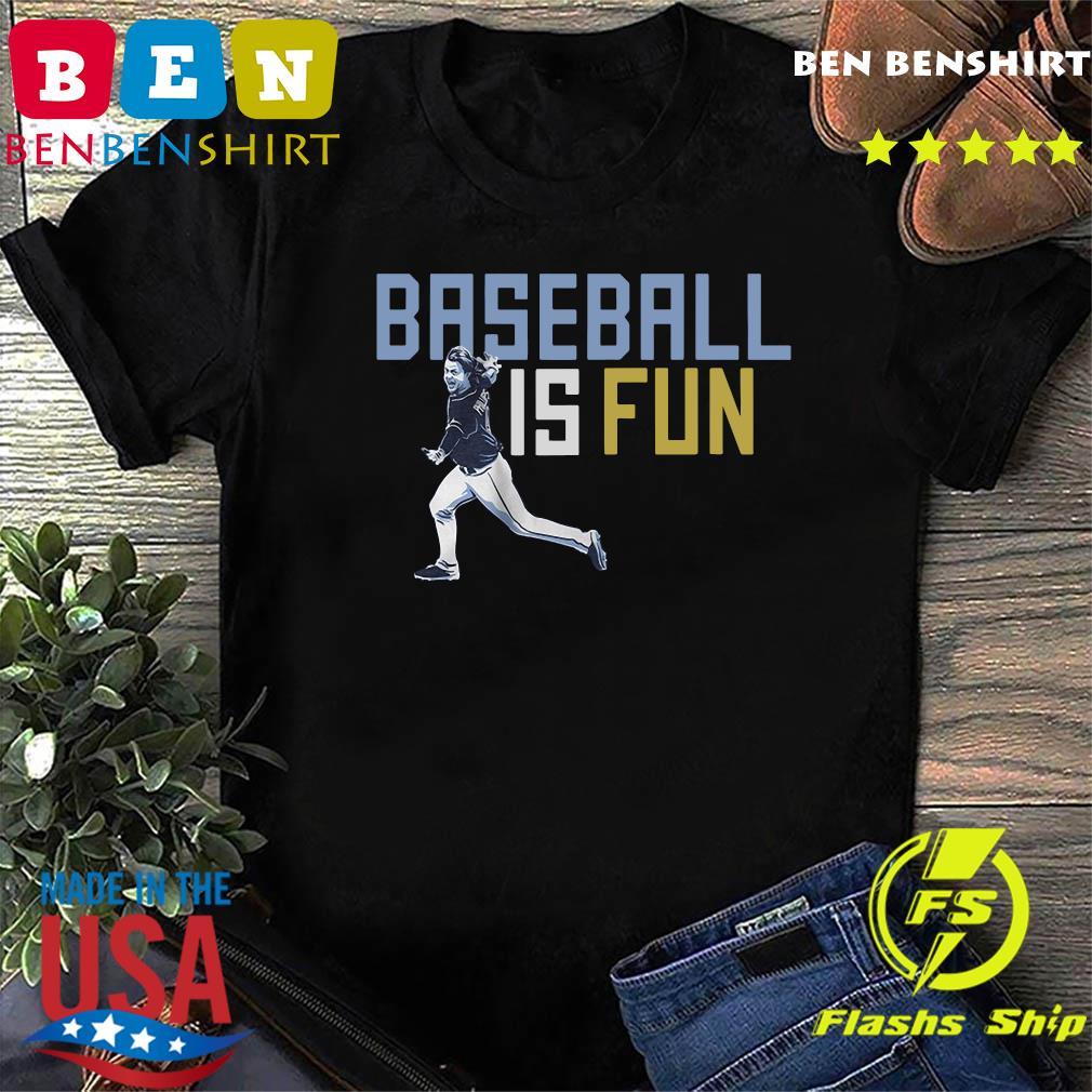Baseball Is Fun Shirt