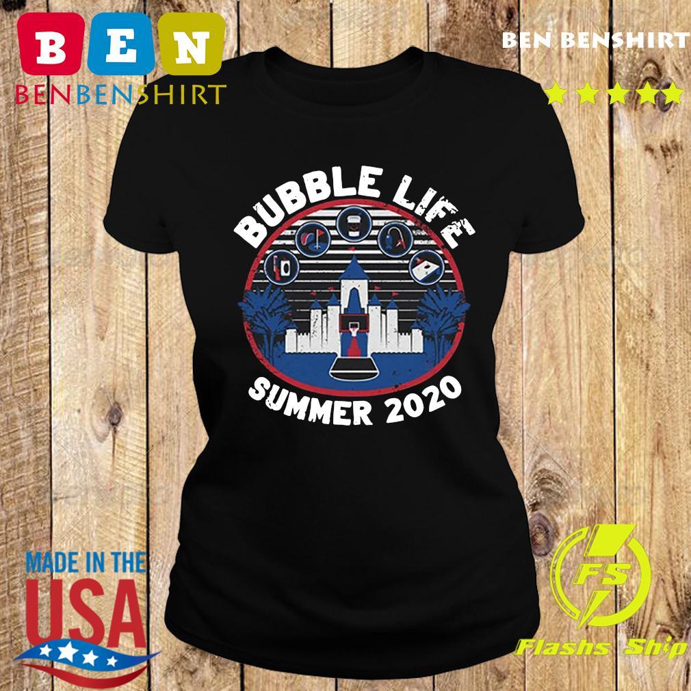 Bubble Life Summer 2020 Hoodies Shirt Ladies tee