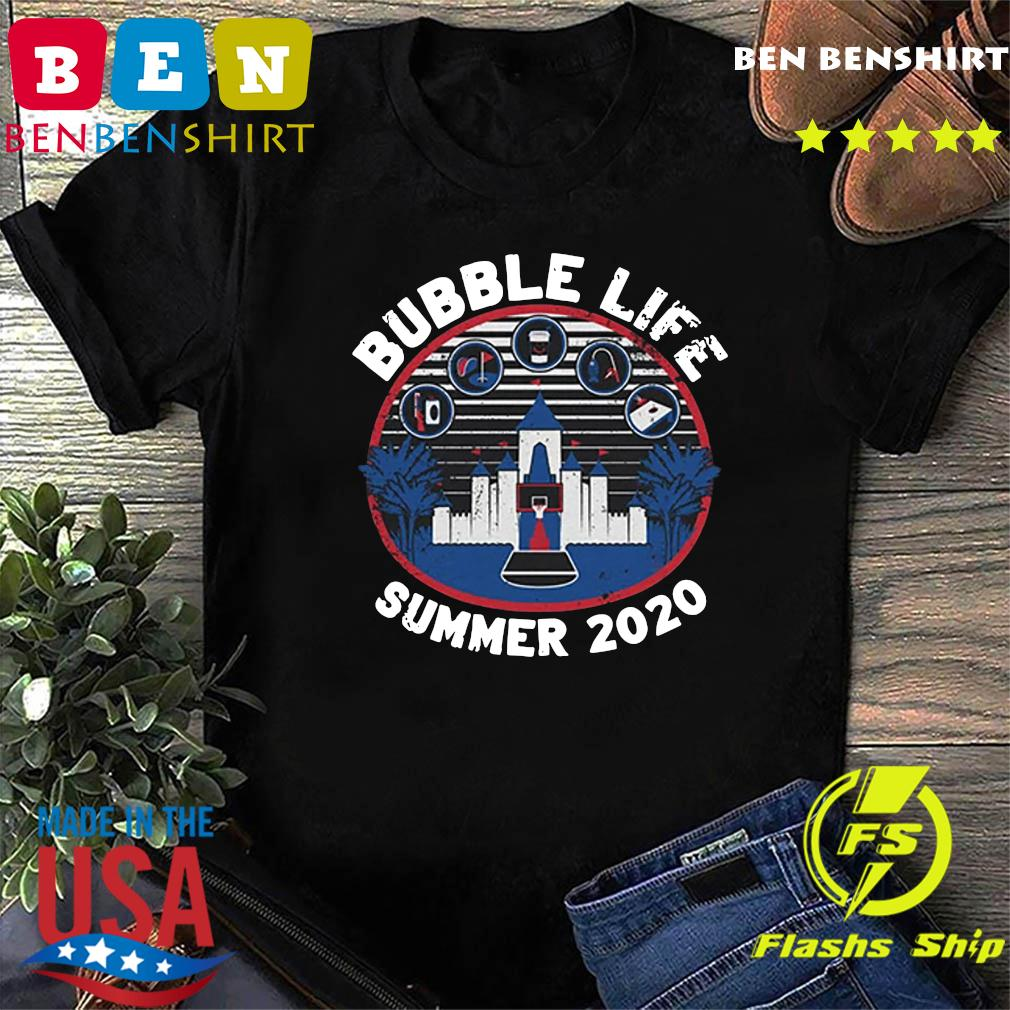Bubble Life Summer 2020 Hoodies Shirt