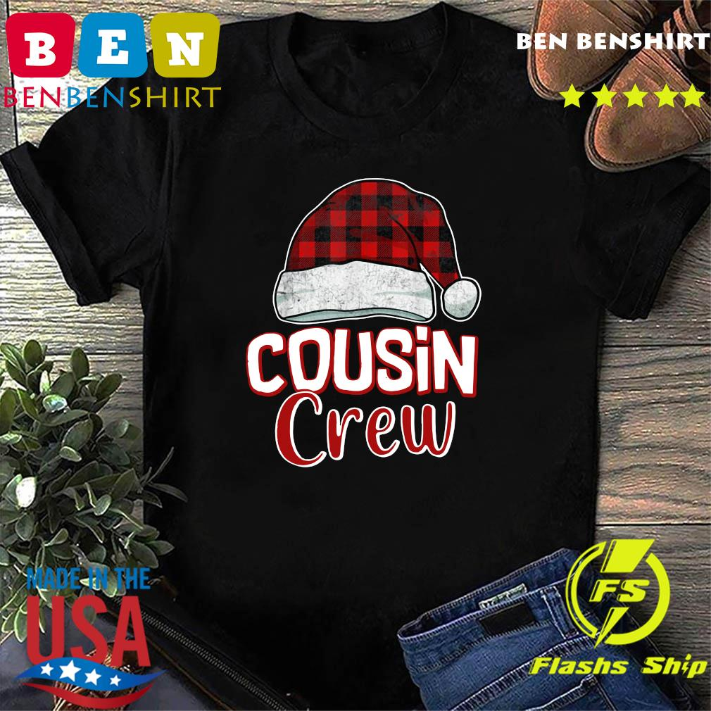 Cousin Crew Christmas Cousin Crew Matching Family Shirt Holiday Shirt Cousin Shirt Family Christmas Shirt Matching Christmas Shirt