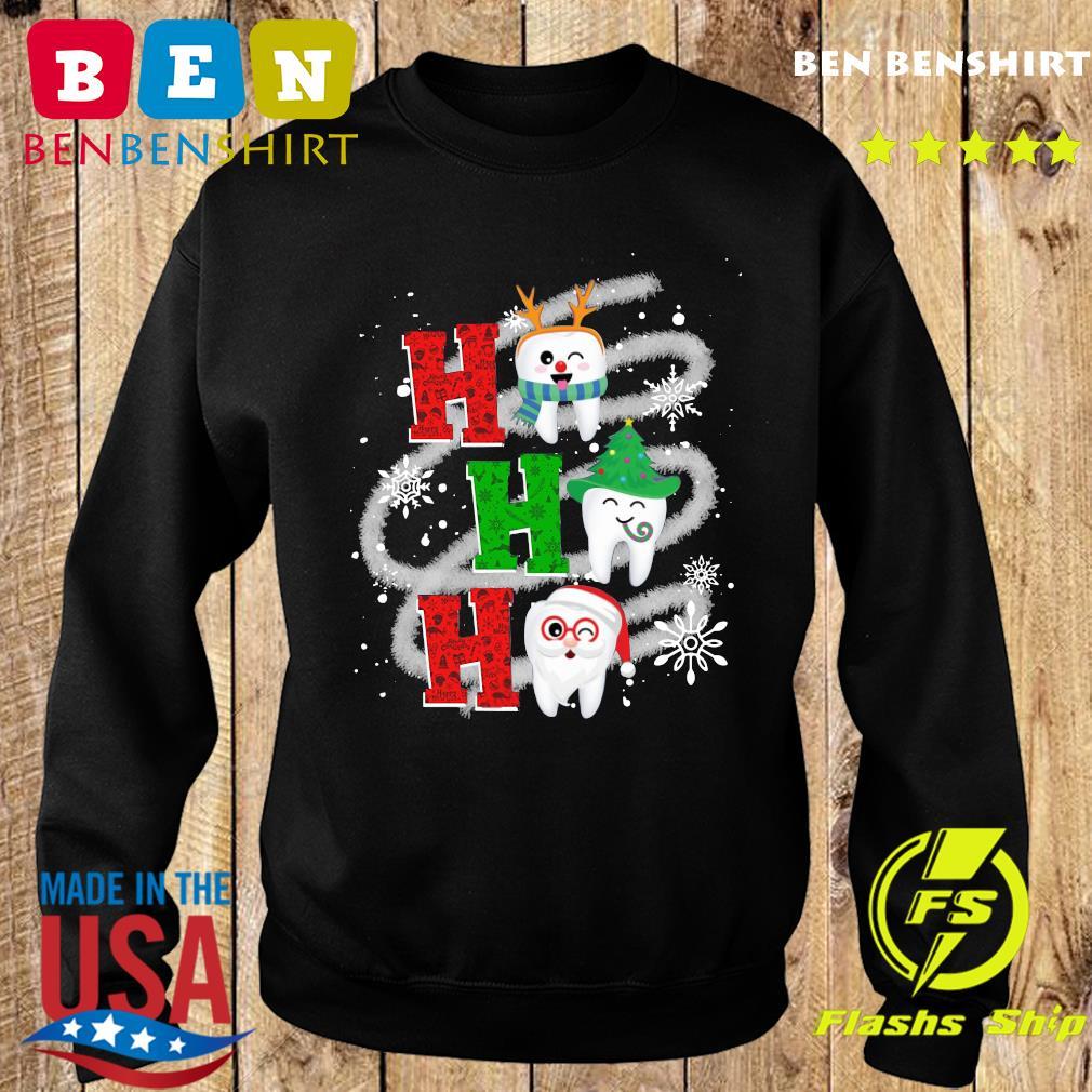 Dental Ho Ho Ho Christmas Gift Sweatshirt