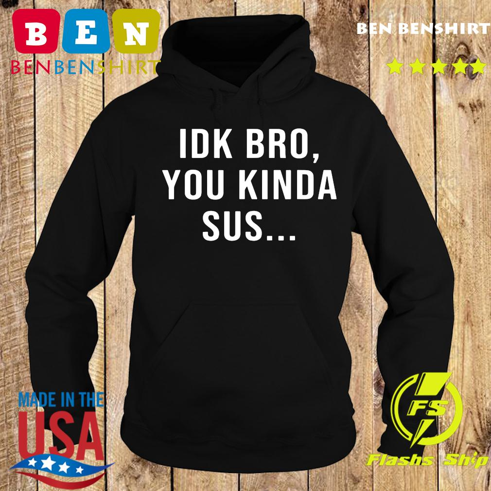 Imposter Among Game Us Sus T-Shirt Hoodie