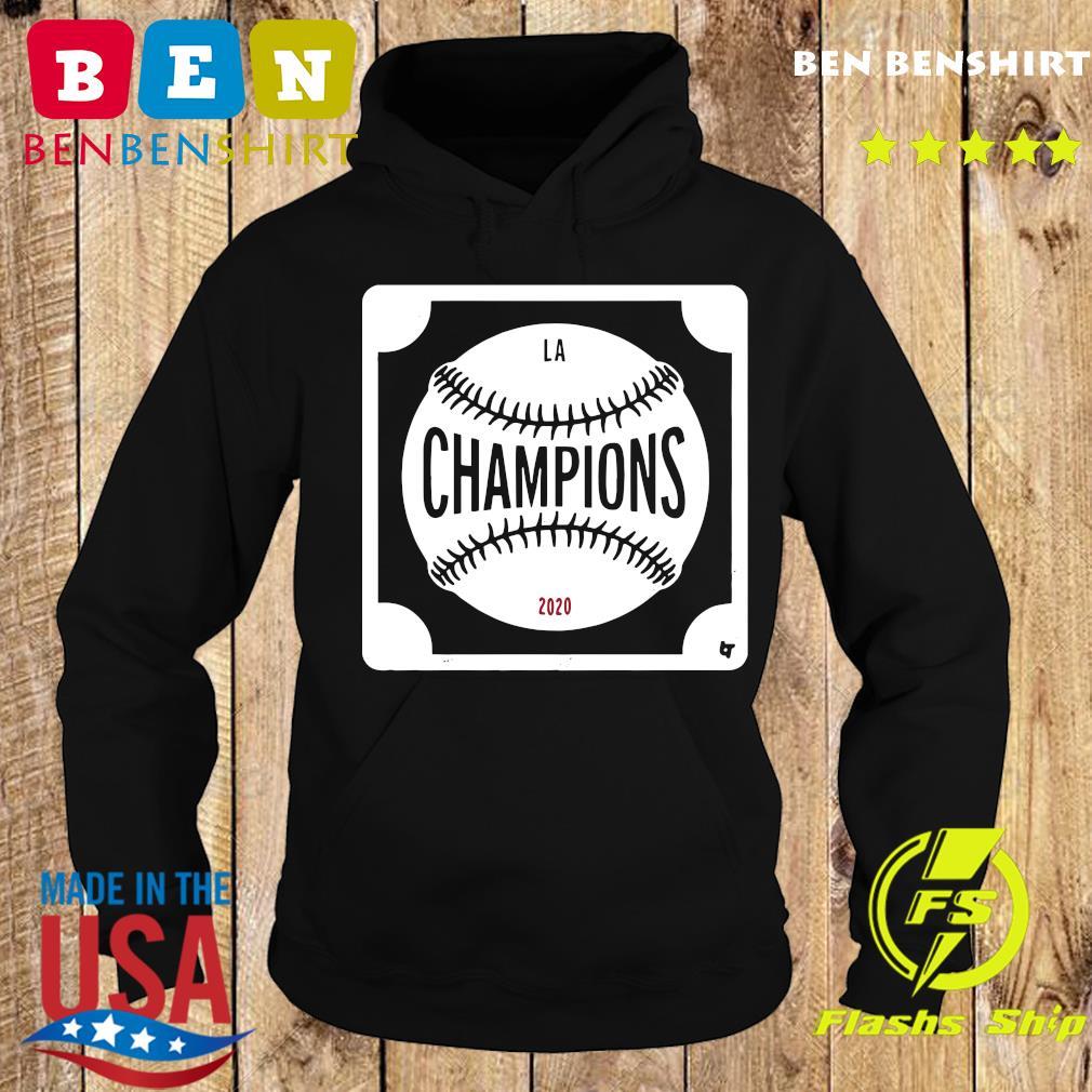 Los Angeles Dodgers Champions 2020 Shirt Hoodie
