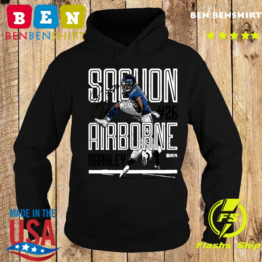 Men's Saquon Barkley Airbourne Shirt Hoodie