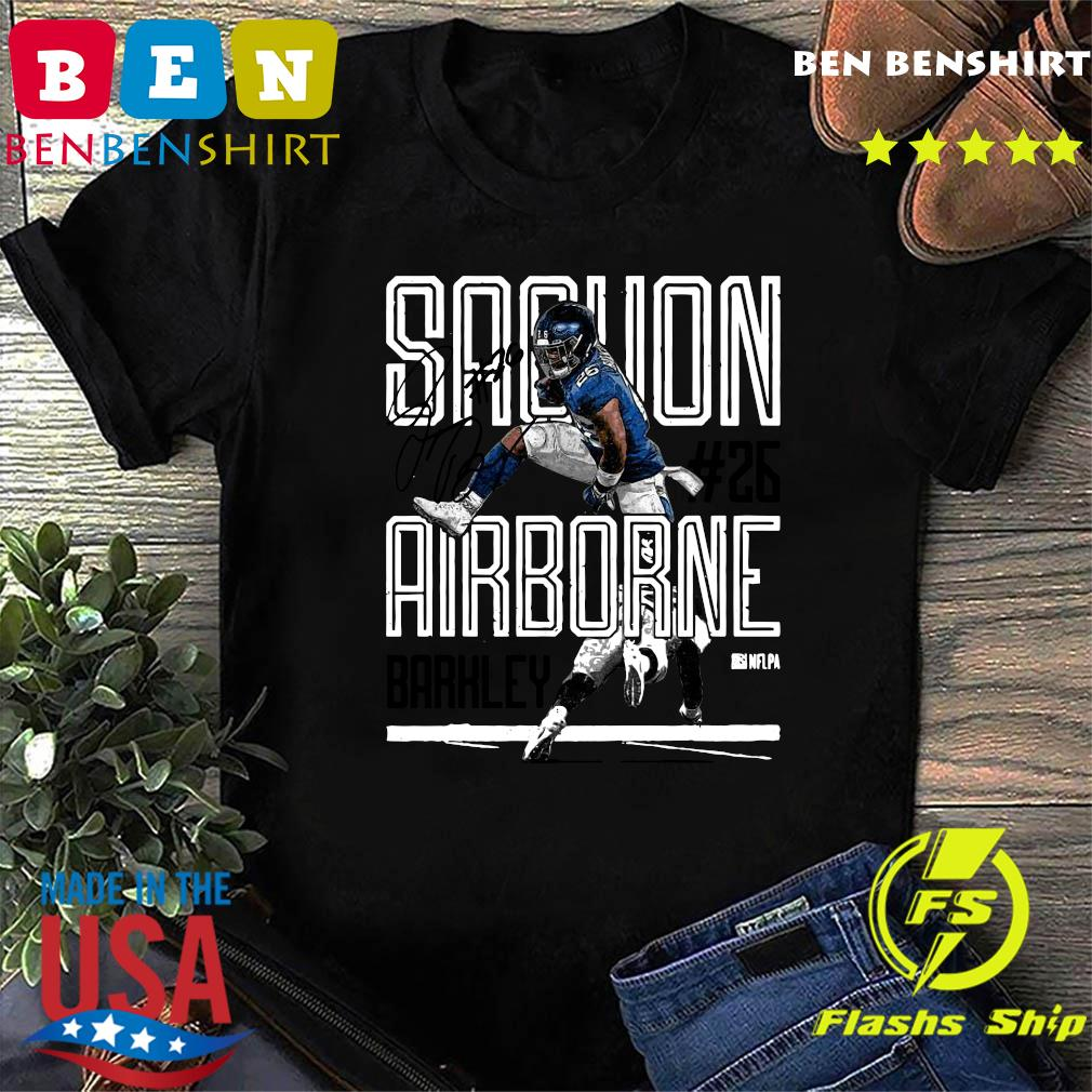 Men's Saquon Barkley Airbourne Shirt