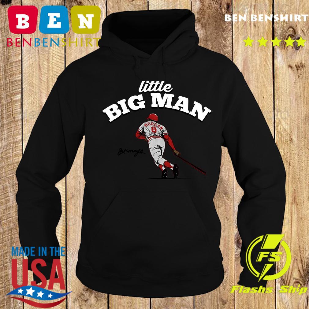 Official Joe Morgan Little Big Man Cincy T-Shirt Hoodie