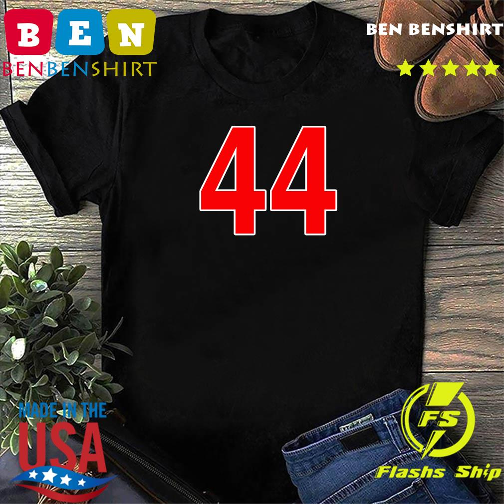 Official The Obvious Shirts Tony 2 Chainz 44 Shirt