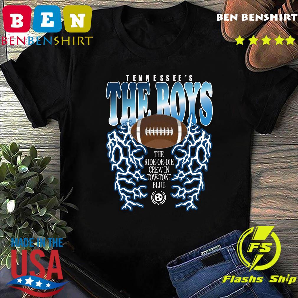 Tennessee's The Boys Lightning Shirt