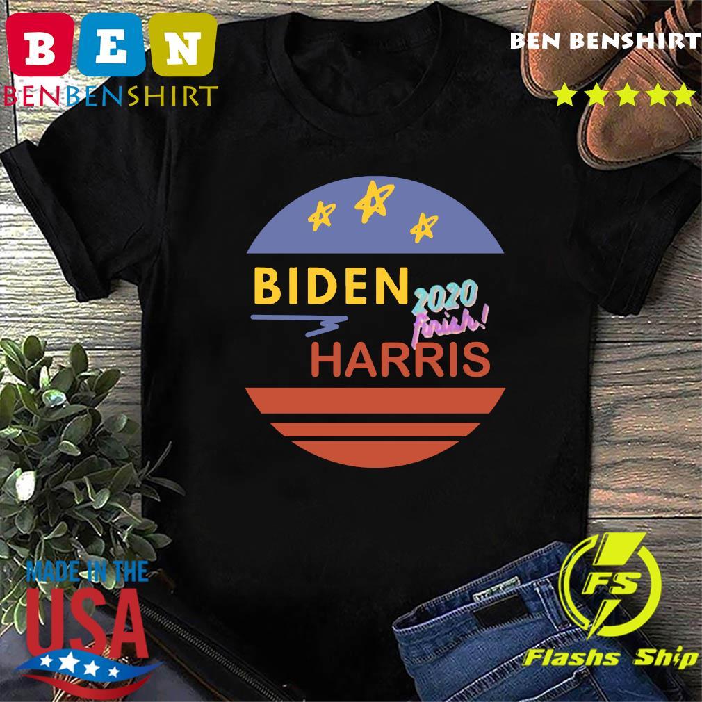 Biden 2020 Frink Harris Vintage Shirt