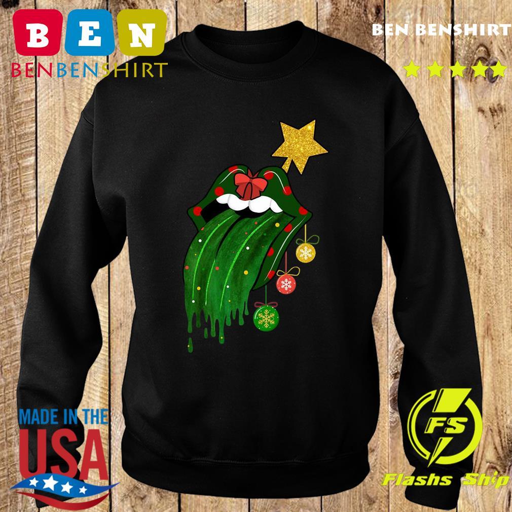 Gift The Rolling Stones Merry Christmas Sweatshirt