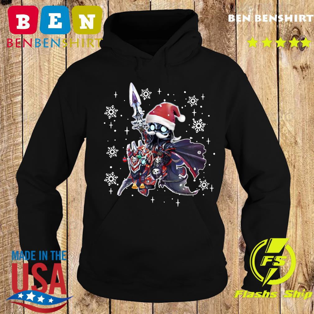Lich King Christmas Edition Classic Sweats Hoodie