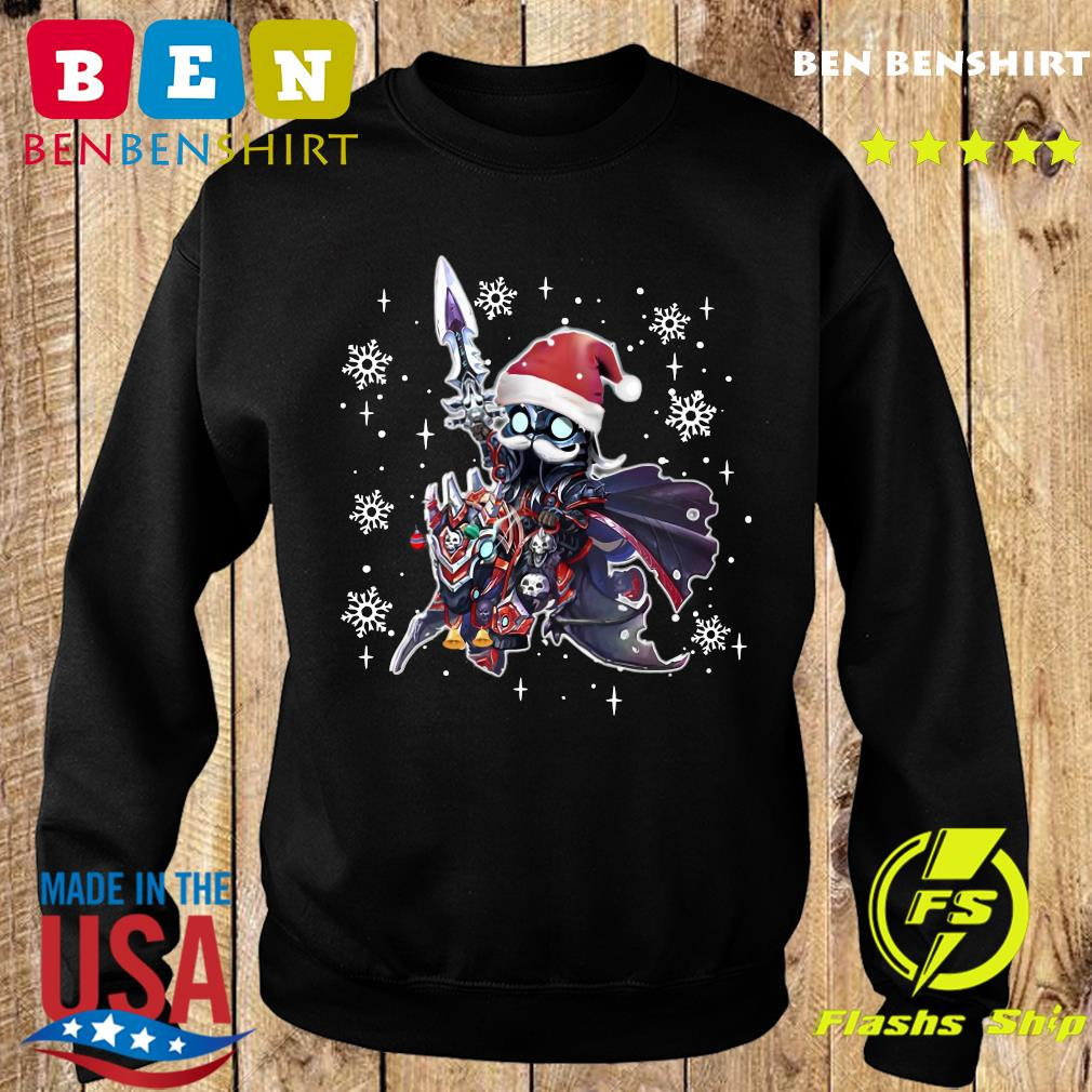 Lich King Christmas Edition Classic Sweatshirt