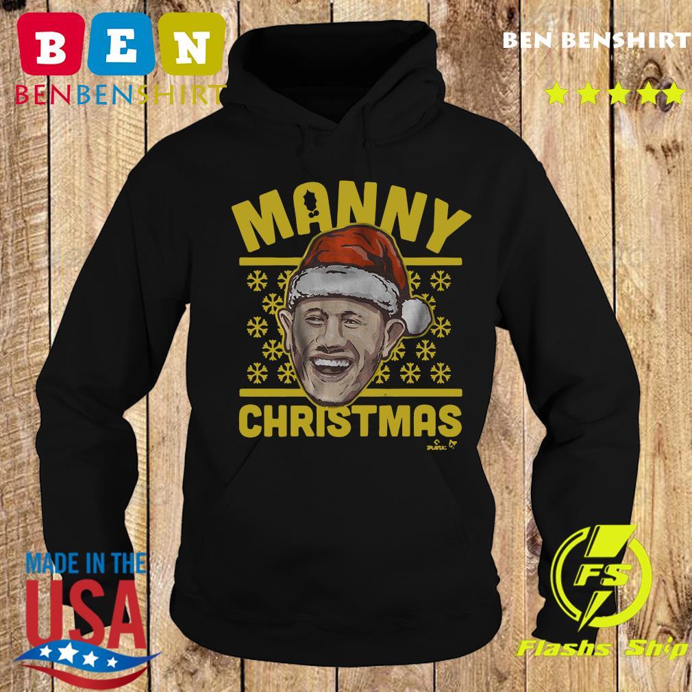 Manny Christmas San Diego Mlbpa Licensed Sweats Hoodie