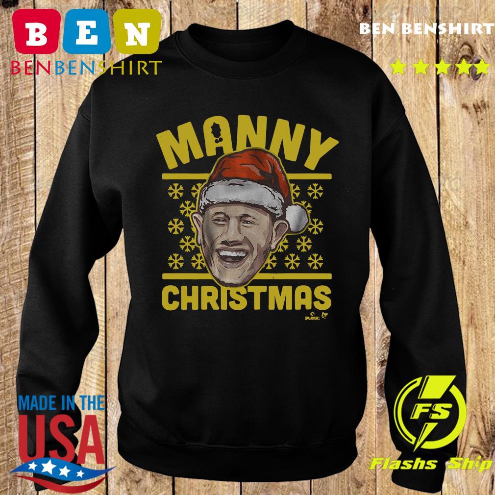 Manny Christmas San Diego Mlbpa Licensed Sweatshirt