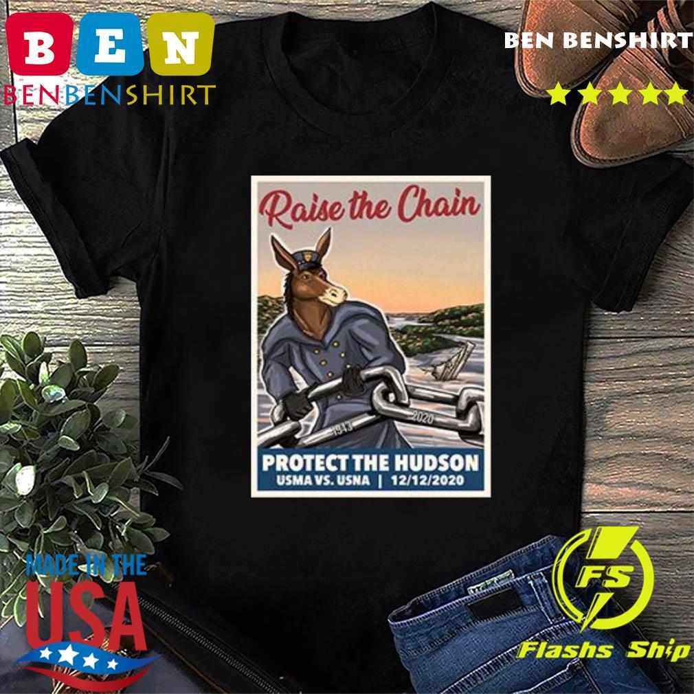 Raise The Chain Protect The Hudson Tee Shirt