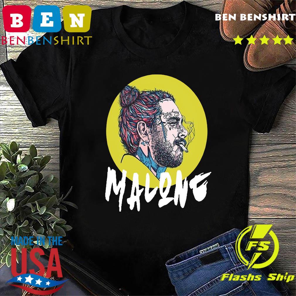 Rapper Post Leave Me Malone Shirt