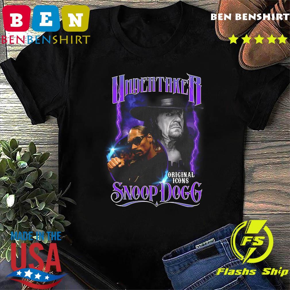 Undertaker Original Icons Snoop Dogg Shirt