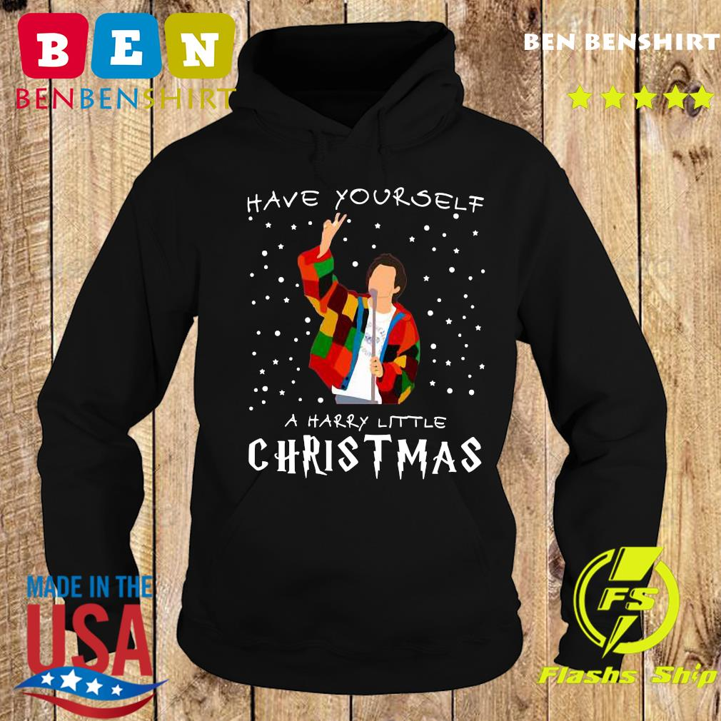 Xmas Have Yourself A Harry Styles Christmas Sweats Hoodie