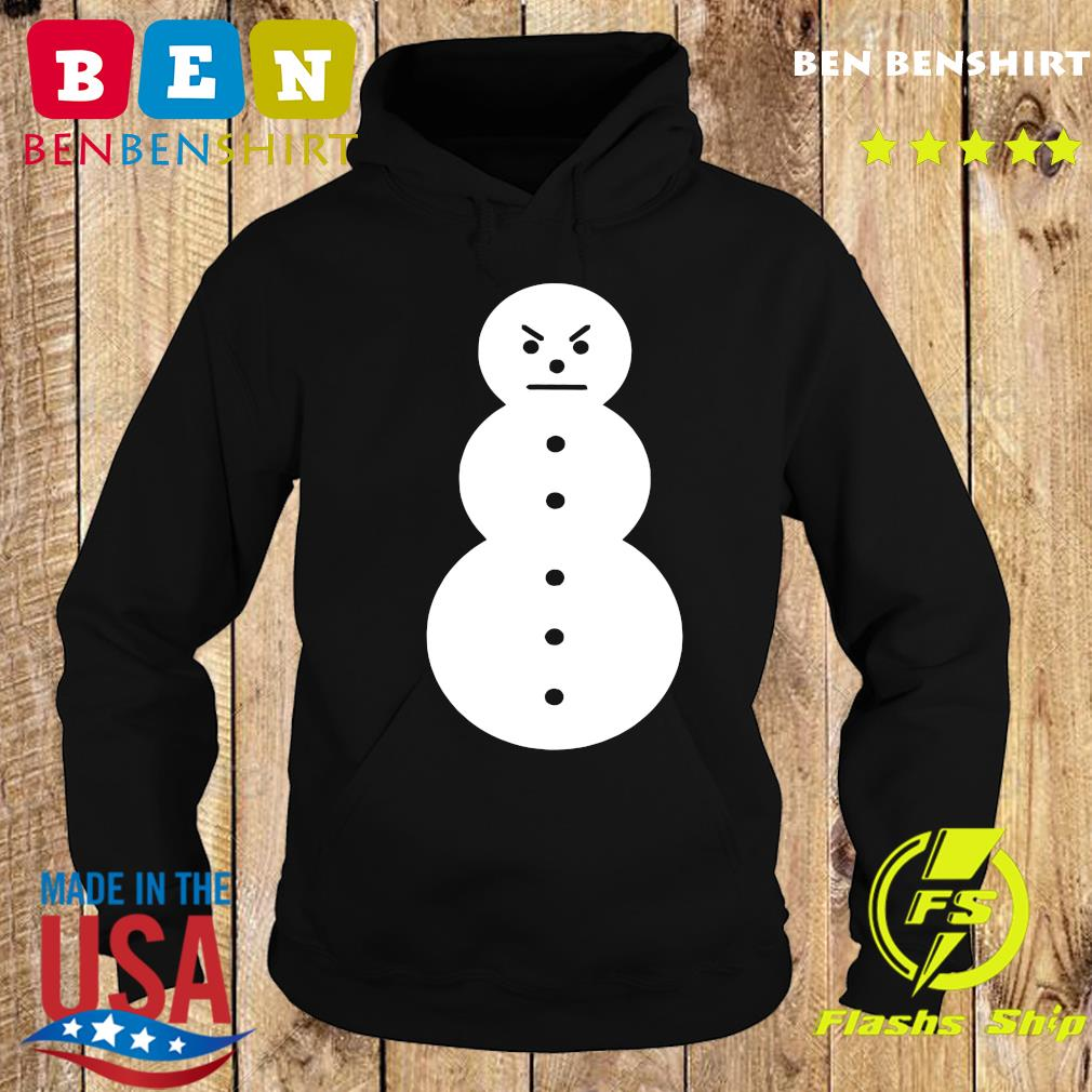 Young Jeezy Snowman T-Shirt Hoodie