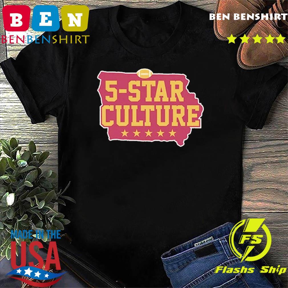 5-Star Culture T-Shirt