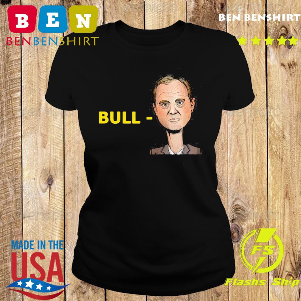 """""""Bull-Schiff"""" Shirt Ladies tee"""